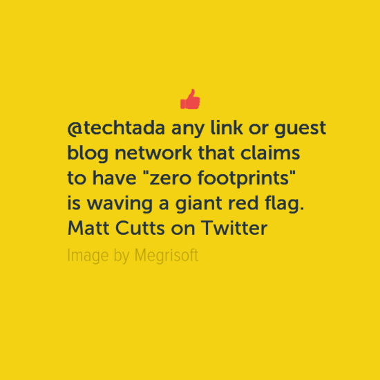 Google's Matt Cutts confirmed via Twitter that action was taken against PostJoint.